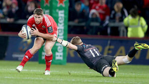 Foley achieves all that was asked as Thomond rocks again