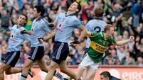 Kerry's adaptability the secret of success