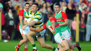 Carbery march on as three red cards cost Clonakilty dear