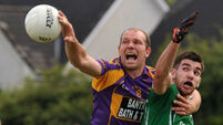 Ballincollig irresistible as Kelly shoots 2-2