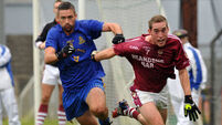 Oakes the ace as Bishopstown control derby