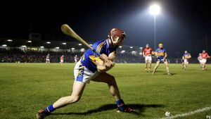 'There's a baptism of fire and then there is lining out as a young lad against Tipp'