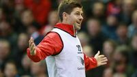 Stevie G's year of woe