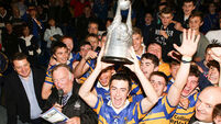 Carrigaline dig deep to claim title with late points