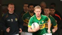 Donegal  remain  on Gooch watch