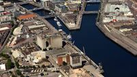 Another sales boost on horizon for Cork docklands