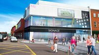 Merchant's Quay Shopping Centre is to be redeveloped