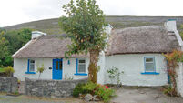 Hard to match thatch, especially in Burren and Ballyvaughan beauty spot
