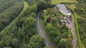 Glorious gardens in this five-bedroom family home near Co Cork's Inniscarra