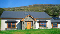 Glorious Glencar, Kerry Bridia Valley home for €260,000