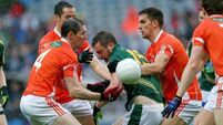 McConville: Armagh media ban 'gone to ridiculous level'