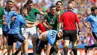 Meath's Burke bitten on finger