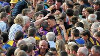 Even if Wexford tank runs dry, talk will flow