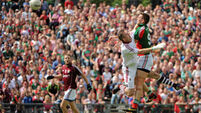 History-makers Mayo move relentlessly on