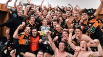 Stacks end 20-year wait in sizzling 20 minute spell