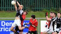 Holland's early heroics paves way for Rochestown win