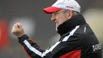 Harte plans 'hands-on' Tyrone coaching role