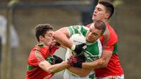 Sweeney shines as Moorefield march into last four