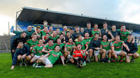 O'Brien delight as St Brigid's complete 'drive for five'
