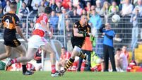 Donaghy drives Rock Road to redemption