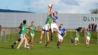 Mid Kerry cruise into final