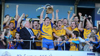 Gleeson hero as The Nire's courage gets just reward