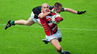 Kneesy does it for the elder statesman of Ballincollig