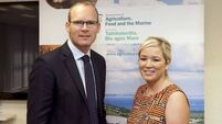 Farmers put pressure on Coveney to intervene in beef trading issues