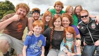 Redheads get active for cancer research