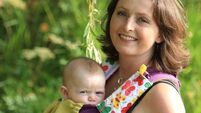Baby slings: Up close and comfortable with your baby