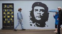 Jim Fitzpatrick and Che Guevara: Inspired by Irish rebels