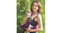 Staying close and comfortable with your baby in a sling