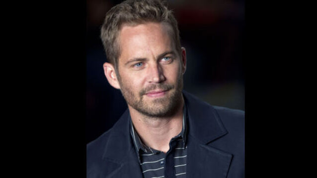 Car-death actor Paul Walker loved stunts