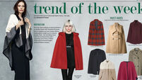 Trend of the week: The cape