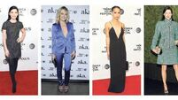 On the red carpet: Julianna Margulies, Malin Akerman, Zoe Kravitz, Tabitha Simmons