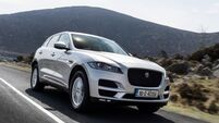 Jaguar F-Pace doesn't step on Land Rover's toes