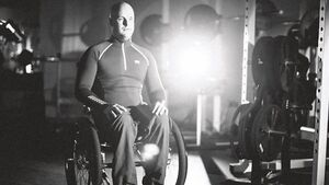 Adventurer Mark Pollock: The Mark of a real man