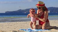 How to beat stress when travelling with children