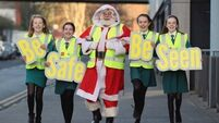 Be Safe Be Seen: Road users urged to take care ahead of pre-Christmas weekend