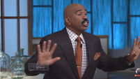 Check out Steve Harvey's classic response after guest finds son's nudie magazine