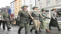 1916 centenary: Rising commemorations continue with state ceremonial event in Cork