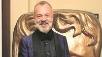 The host with the most...Graham Norton has a busy schedule with the Baftas and Eurovision on his cards