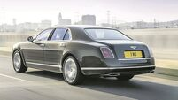 Bentley's new mind-bending Mulsanne