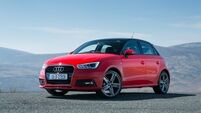 New Audi A1 available