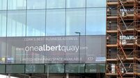 One Albert Quay achieves top green building rating