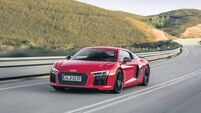 VIDEO: Whether R8 or Q6, Audi proves electric
