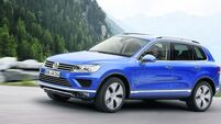 With new Touareg, VW one-ups the past
