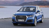 Audi Q7 is now on sale