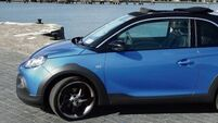 Opel Adam does what it say on the tin — it rocks