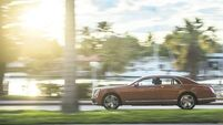 The 2016 Bentley Mulsanne Speed is a car built for the Melanies of this world
